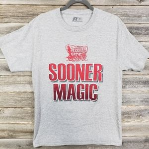 Russell Oklahoma Sooners Magic Shirt